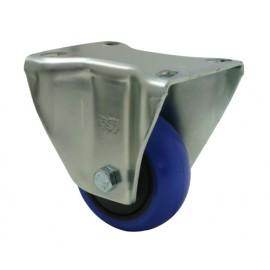 CBQ G/MZF BLUE RUBBER CASTORS