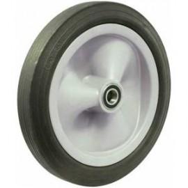 Black Rubber Utility Wheel R250/50C-PRYQ34