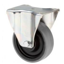 Fallshaw JUR Series Urethane Castor Fixed 125mm 300kg JUR125/JZF