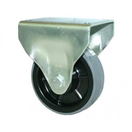 Fallshaw HUR Series Grey Urethane Castor Fixed 150mm 450kg HUR150/OZF