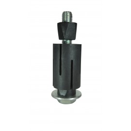Round Expanding Screw Insert suit 24 - 27mm